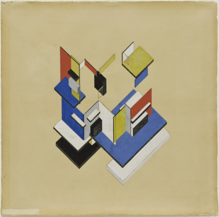 Design Luminy  « De Stijl » Manifeste V  : – ☐ + = R4 Références Textes  Theo van Doesburg Manifeste De Stijl   Design Marseille Enseignement Luminy Master Licence DNAP+Design DNA+Design DNSEP+Design Beaux-arts