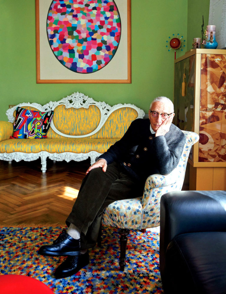Design Luminy Alessandro-Mendini-768x1001 Louna Ricci – Commentaires sur Alessandro Mendini Références Textes Work in progress  Louna Ricci Alessandro Mendini   Design Marseille Enseignement Luminy Master Licence DNAP+Design DNA+Design DNSEP+Design Beaux-arts